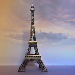 Other - Large Bronze Eiffel Tower